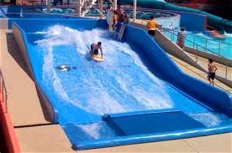 backyard wave pool flowrider wave pool occ backyard pinterest