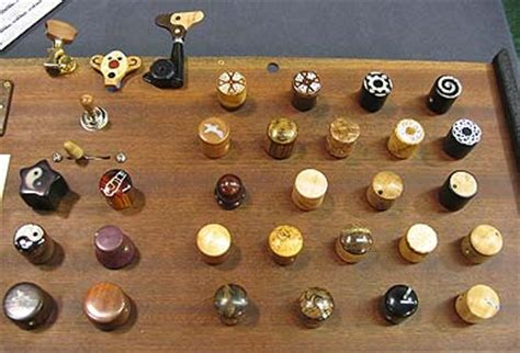 Bass Knobs What Do They Do by Namm Oddities 2005 Other Goodies