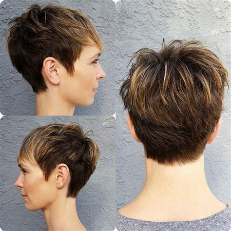 the cap cut hairstyle 15 20 tagli pixie taglienti ispidi disordinati e sbarazzini