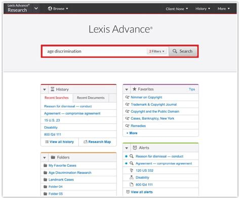 Lexis Advance Search Fastcase Lexis Advance And Wolters Kluwer Are All Readying Major Platform Overhauls