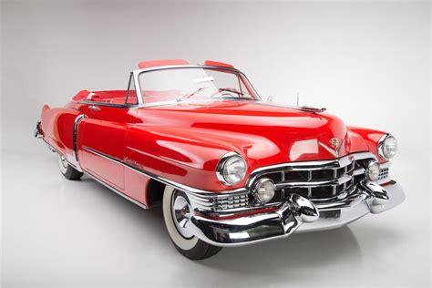 1951 Cadillac Convertible by 1951 Cadillac Series 62 Convertible 161449