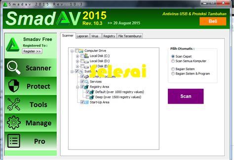 cara install anti virus smadav dikomputer atau laptop