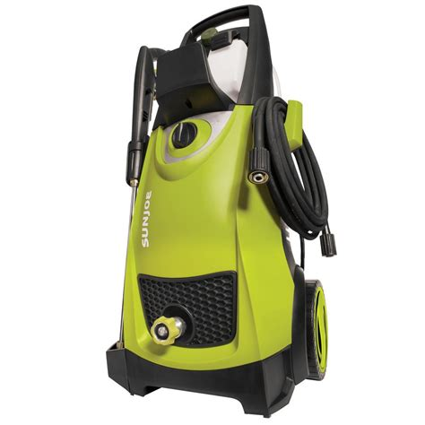 sun joe spx 1000 siding wash sun joe pressure joe 2 030 psi 1 76 gpm 14 5 electric