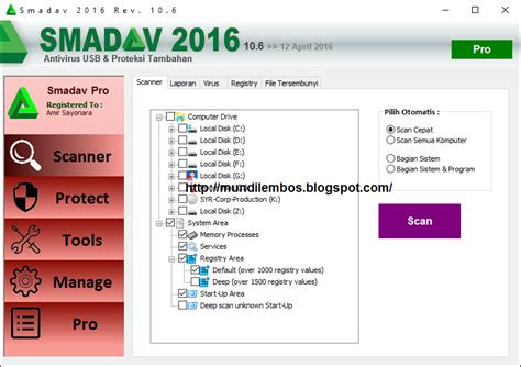 smadav full version antivirus download smadav pro 2016 rev 10 6 full version mundi lembos