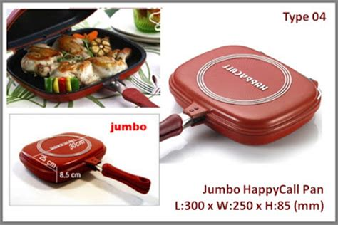 Sale Happycall 32cm Jumbo happy call non stick sided end 5 13 2016 11 15 pm