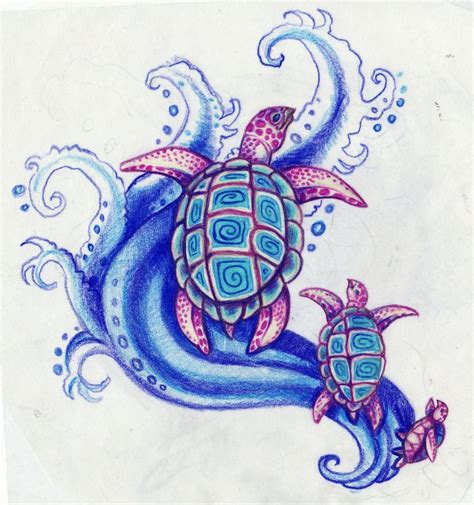 25 best ideas about sea turtle tattoos on pinterest