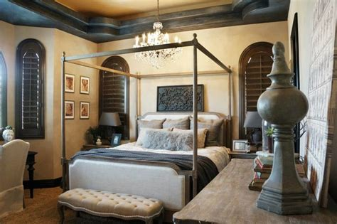 anthem country club rustic luxe rustic bedroom other metro by escobar design