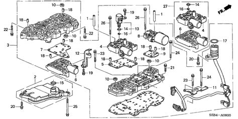 2003 honda civic parts diagram 2003 honda civic parts diagram wiring diagrams image