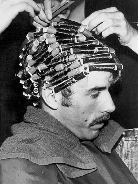 grown man in curlers the costly business of hairdressing stuff co nz
