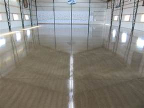 pole barn concrete floor option premier concrete