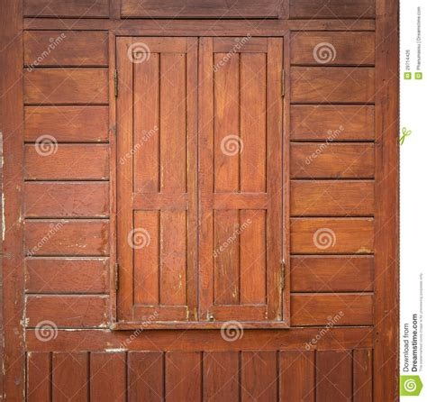 Windows Wood Wallpaper Designs Wood Window Royalty Free Stock Image Image 29714426