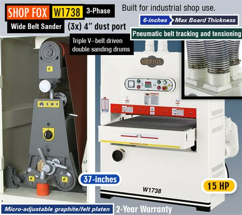 best wide belt sander machines reviews what you need