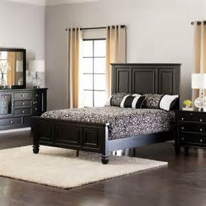 bedroom collection black jerome s furniture