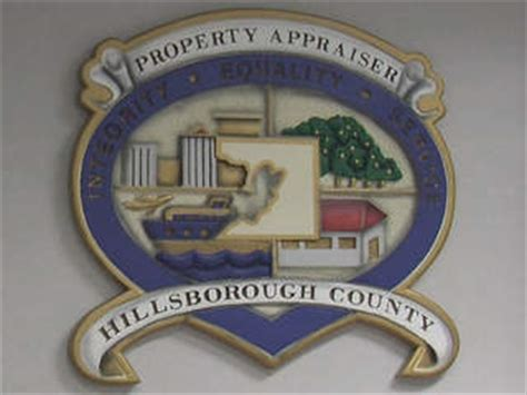 Hillsborough County Property Tax Records County Property Appraiser