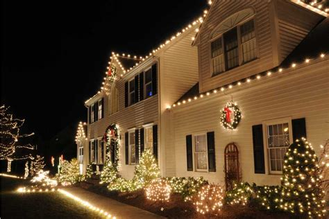 view residential lighting displays decorations  st
