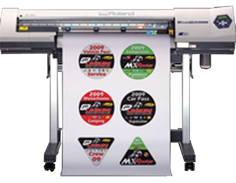 Printer Roland dataplot lf printer and inkjet media roland versa camm