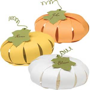 Paper Source Templates Place Cards by 10 Thanksgiving Place Card Ideas