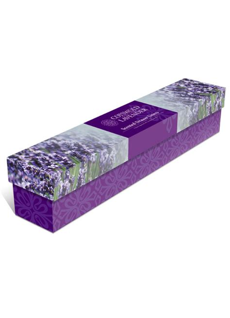 Liner For Drawers by Cotswold Lavender New Drawer Liner Box
