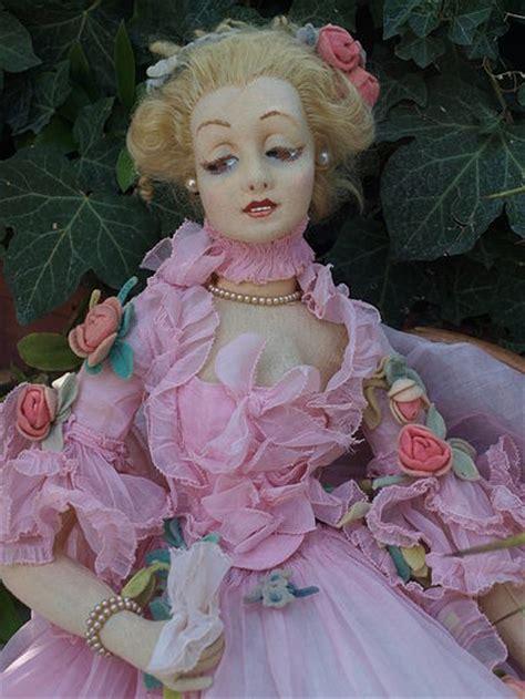 lenci doll values rarest exceptional madame pompadour lenci doll serie 165