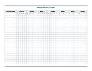 school attendance sheet template attendance sheet template helloalive