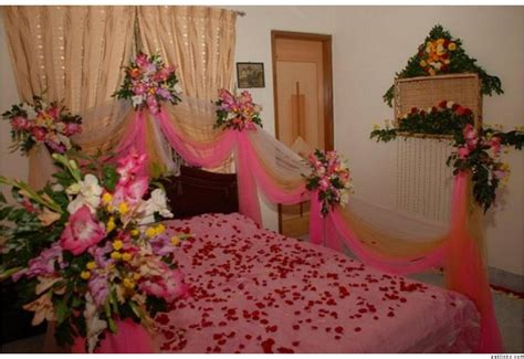 wedding decorations wedding bedroom design 2012