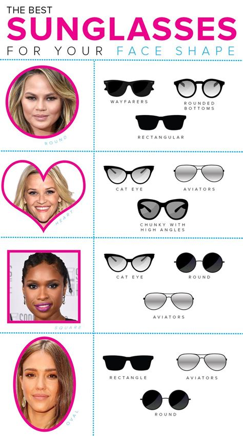 buy the right glasses for your face shape best best 25 glasses for face shape ideas on pinterest