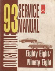 service manuals schematics 1993 oldsmobile 98 head up display 1993 oldsmobile eighty eight and ninety eight factory service manual