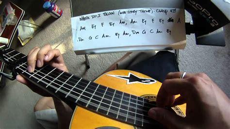 tutorial guitar love story tutorial where do i begin love story theme guitar