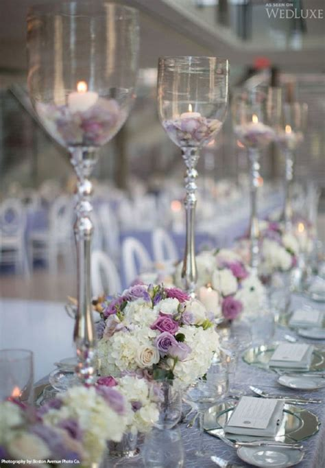 Lilac And Purple Wedding Decorations by Best 25 Lavender Centerpieces Ideas On Floral