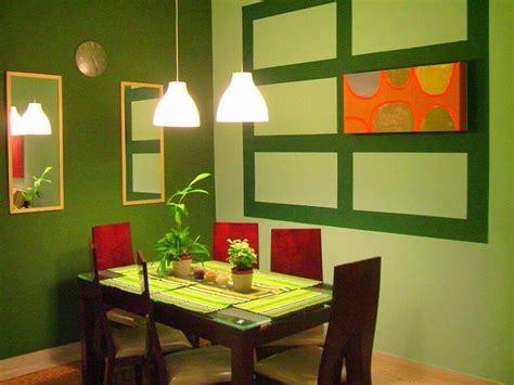 Small Dining Room Green 10 Relaxing Green Dining Room Interior Design Ideas