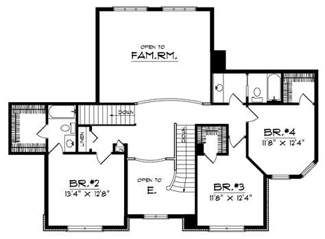 godfrey house plan the godfrey house plan godfrey traditional home plan 051d 0180 house plans and