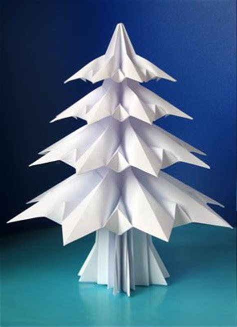 printable christmas tree origami lausnotebook origami christmas tree