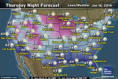 us weather map next week here comes polar vortex two another blast of arctic air