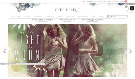 Around The Fashion Web by Designing A Website Around Your Products