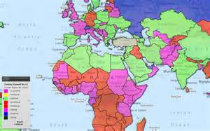 Turkey On A World Map by World Map Of Turkey Export By Country Map By Country