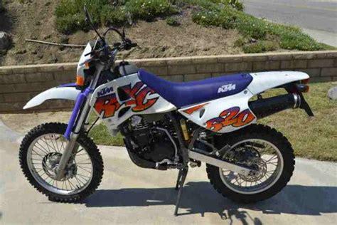 Ktm Rxc Buy 1996 Ktm Rxc 620 On 2040 Motos