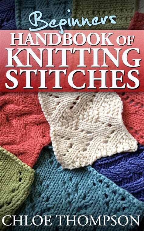 knitting books for beginners free ebook beginners handbook of knitting stitches how