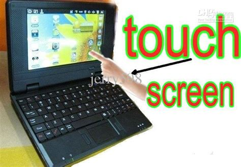 Mouse Kecil Untuk Laptop cheap touch screen 7laptop mini laptop 7 inch mini netbook mini laptop computer android 2 2