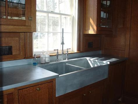 Metal Kitchen Countertops by Stylish Metal Kitchen Countertop Ideas Giving Industrial Look To Modern Kitchens