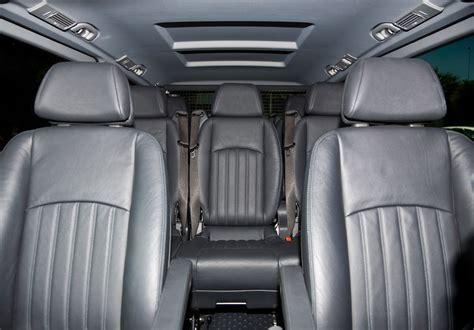 interni auto usati sedili mercedes viano usati