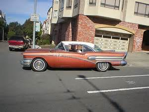 1958 Buick For Sale 1958 Buick Century For Sale San Francisco California