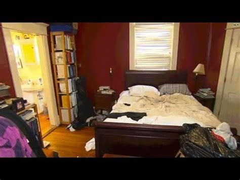 cluttered bedroom take your bedroom from cluttered to calming youtube