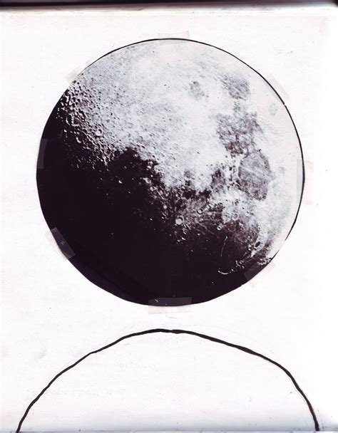 Sketches Moon by Moon Sketch Inspo