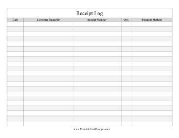 printable receipt tracker 1000 images about receipt log on pinterest logs home
