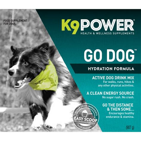 electrolytes for dogs hydration nutritional drink supplement for active dogs go