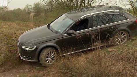Audi A6 Allroad Javabraun by Audi A6 Allroad Quattro Youtube