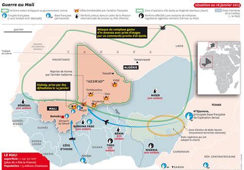 Galerry Infrastrukturkarte Mali