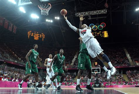 olympics 2012 basketball team usa breaks records in olympic basketball