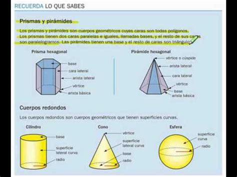 figuras geometricas y sus caracteristicas prismas y piramides youtube