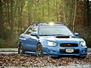 Subaru Impreza Wrx 2005 2005 Subaru Impreza Wrx Chris Siberry Modified Magazine